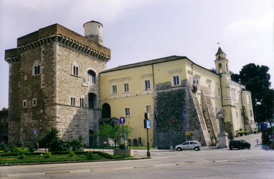Benevento Italy  city pictures gallery : castle benevento italy