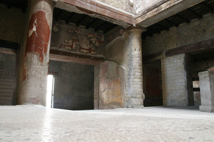 Photos of herculaneum for Casa del cortile spagnolo