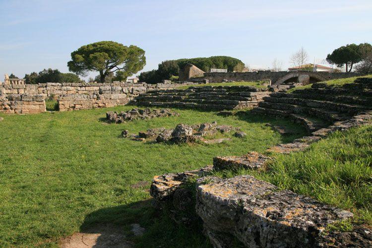 Paestum Ancient Poseidonia